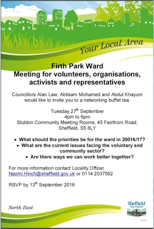 firth park meet
