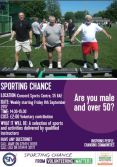 Sporting Chance Concord
