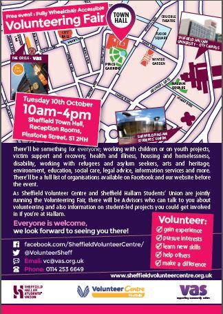 Volunteer Fair 2