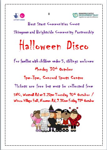 Brightside Halloween Disco