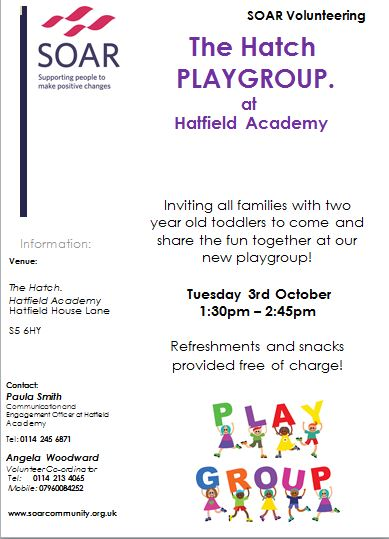 Hatch Playgroup