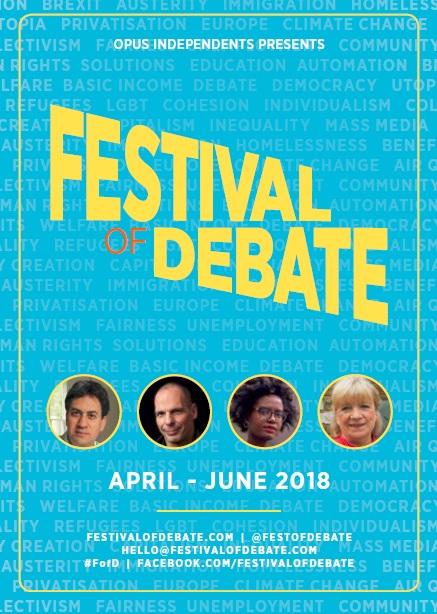 festival of debate