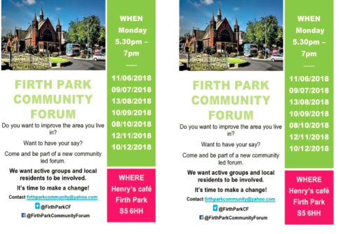 Firth Park Forum