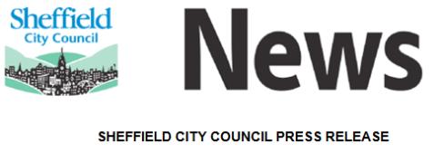 Sheffield City Council Press Release