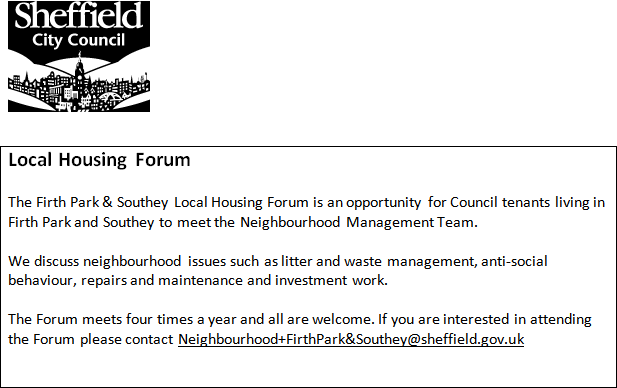 local housing forum